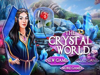 水晶世界來找碴