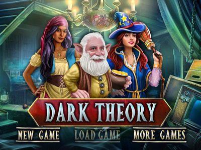 黑暗理論來找碴