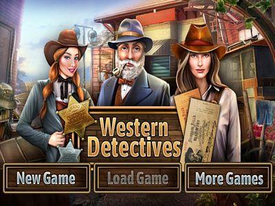 西部偵探來找碴