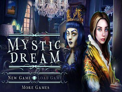 神秘夢境來找碴