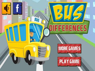 大巴士找不同