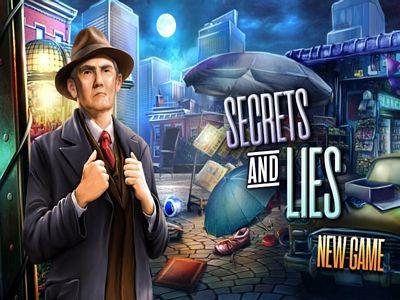 秘密與謊言來找碴