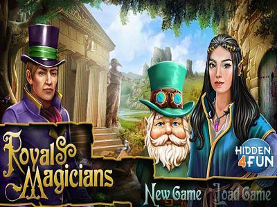 皇家魔術師來找碴