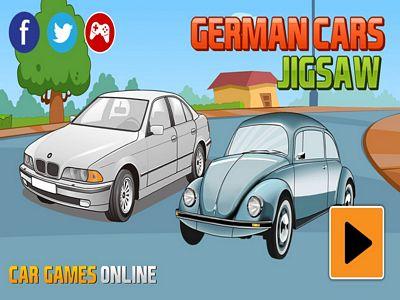 德國汽車拼圖