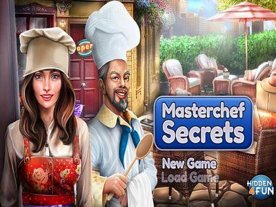主廚的秘密來找碴
