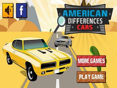 美國汽車找不同
