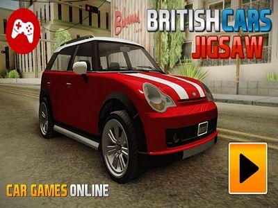 英國汽車拼圖
