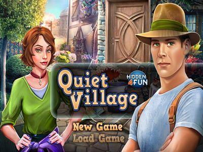 寧靜的村莊來找碴