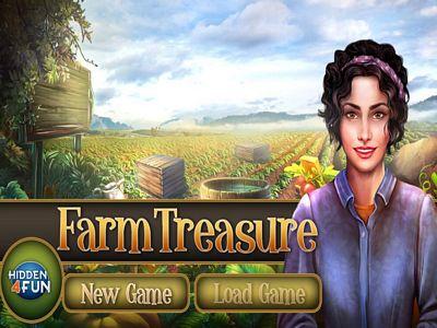 農場的寶藏來找碴