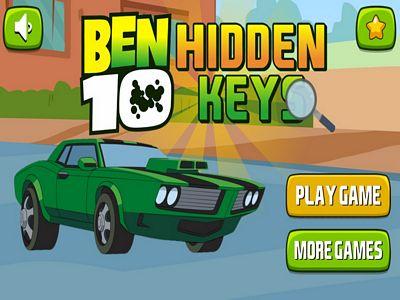 Ben 10 找鑰匙