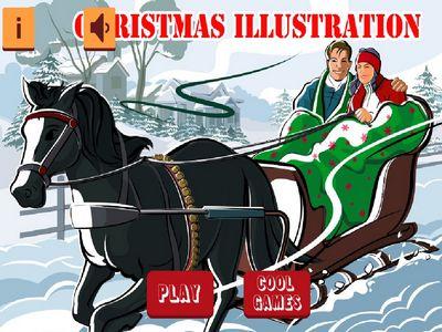 歡樂聖誕來拼圖