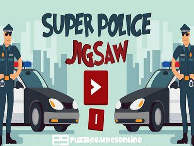 超級警察拼圖