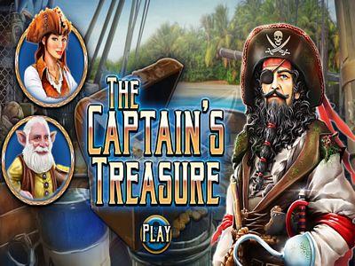 船長的寶藏來找碴