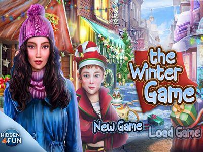 冬季遊戲來找碴