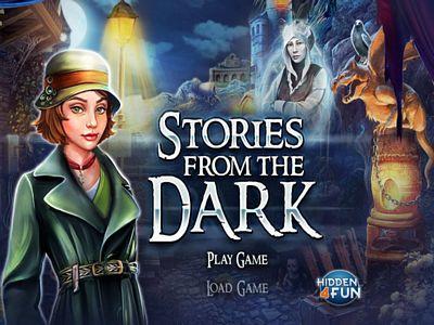 黑暗故事來找碴