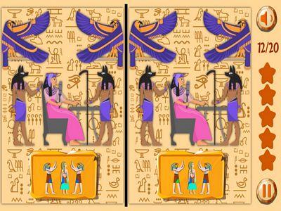 古埃及來找碴