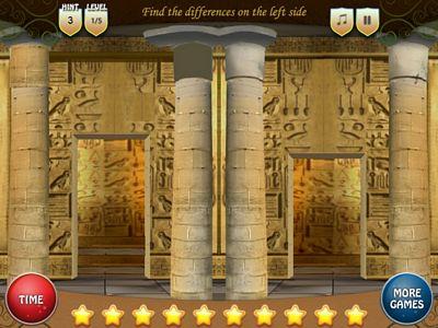 古埃及找不同
