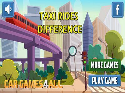 計程車找不同