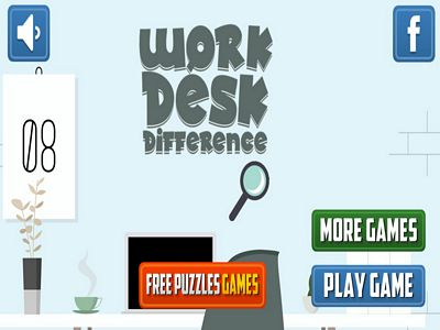 辦公桌找不同