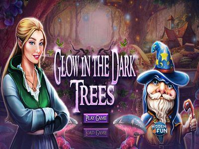 黑暗的樹林來找碴