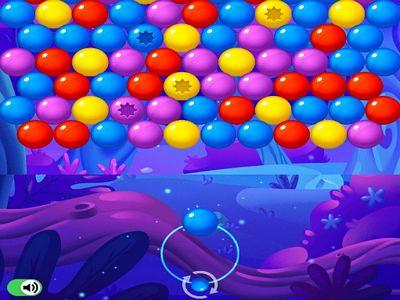 魔幻泡泡球