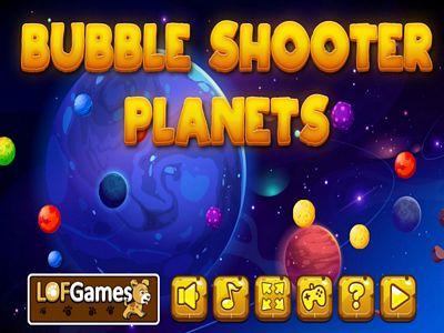 行星泡泡球