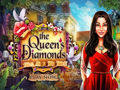 女王鑽石來找碴