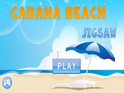 卡巴納海灘拼圖