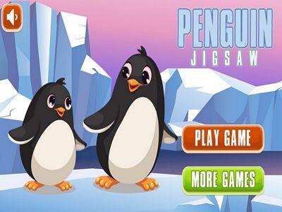 小企鵝拼圖
