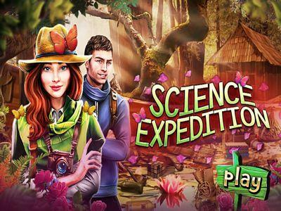 科學探險來找碴