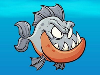 食人魚拼圖