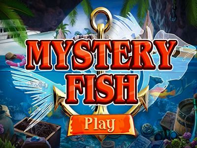 神秘的魚來找碴