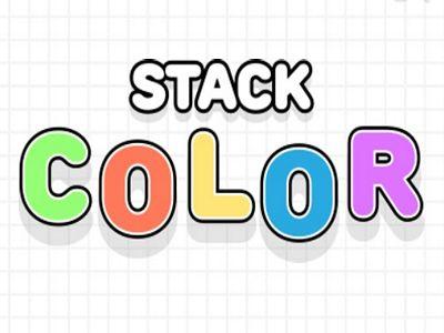 彩色積木疊疊樂