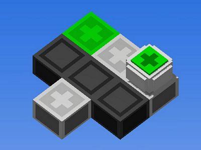 彩色立方體