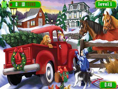 聖誕卡車找禮物