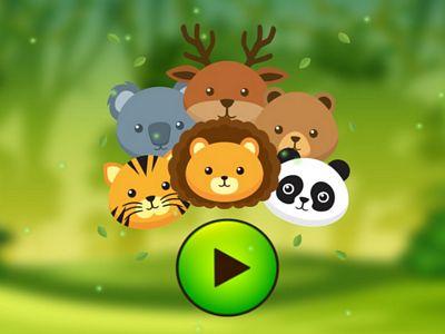 森林動物大找碴