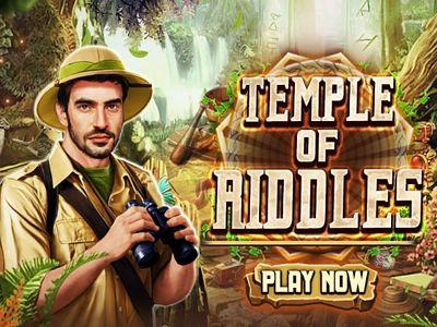 寺廟之謎來找碴