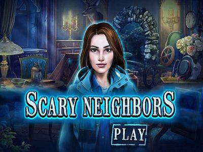 可怕鄰居來找碴