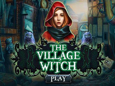 村裡的女巫來找碴