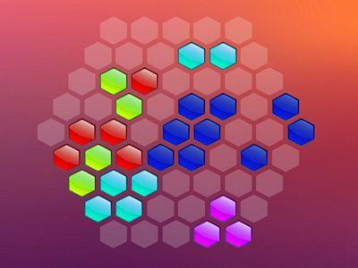 六角形消消樂