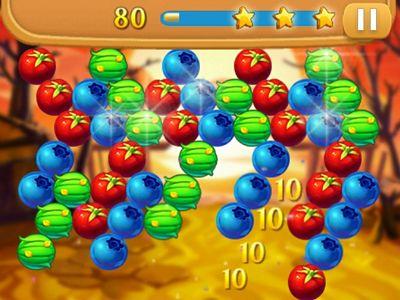 炫彩水果泡泡球