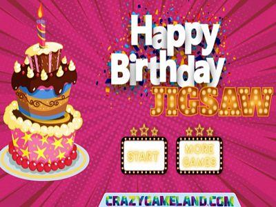 生日快樂拼圖