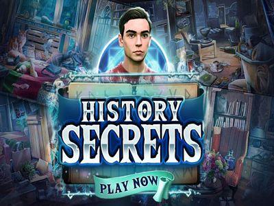 歷史的秘密來找碴